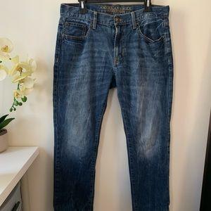 AEO | Slim Straight Jean